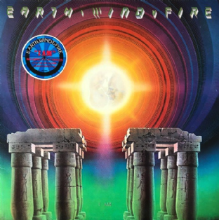 Earth, Wind & Fire ‎- I Am (LP) (VG/VG) (1)